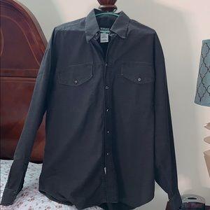 Vintage Versace Men's Shirt